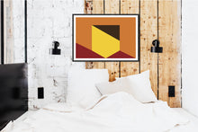 Load image into Gallery viewer, Geometric Print 250 by Gary Andrew Clarke