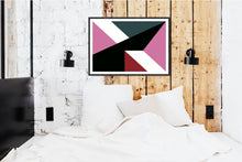 Load image into Gallery viewer, Geometric Print 320 by Gary Andrew Clarke