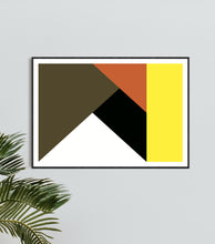 Load image into Gallery viewer, Geometric Print 327 by Gary Andrew Clarke