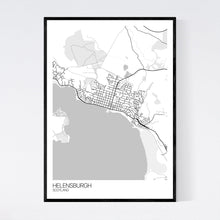 Load image into Gallery viewer, Map of Helensburgh, Scotland