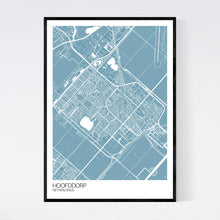 Load image into Gallery viewer, Hoofddorp City Map Print