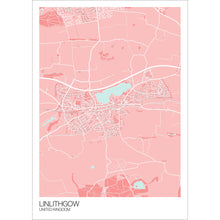 Load image into Gallery viewer, Map of Linlithgow, United Kingdom