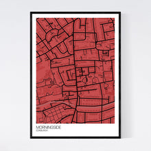 Load image into Gallery viewer, Morningside Neighbourhood Map Print