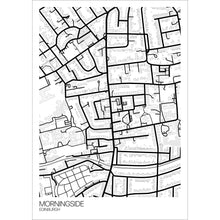 Load image into Gallery viewer, Map of Morningside, Edinburgh