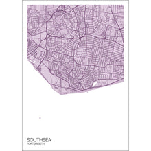 Load image into Gallery viewer, Map of Southsea, Portsmouth