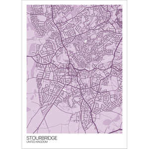 Map of Stourbridge, United Kingdom