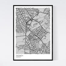 Load image into Gallery viewer, The Inch Neighbourhood Map Print
