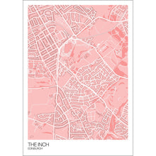Load image into Gallery viewer, Map of The Inch, Edinburgh
