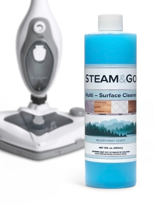 The Housekeeper™ 8-IN-1 Steamer Starter Bundle With Cleaning Solution