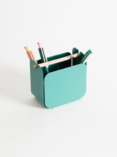 Blue/Green Pencil Cup