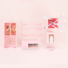 Blush Pink Desktop Set