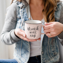 Brunch Wine Nap Coffee Mug