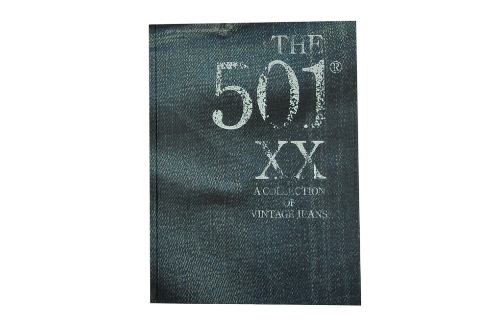 THE 501xx Book-A Collection of Vintage Jeans