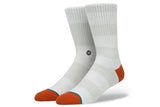 STANCE-Cadet 2 Crew (Natural/Pewter)
