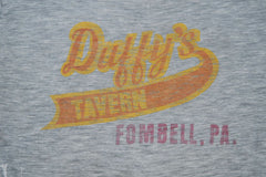 Vintage Duffy's Tee (Heather Grey)