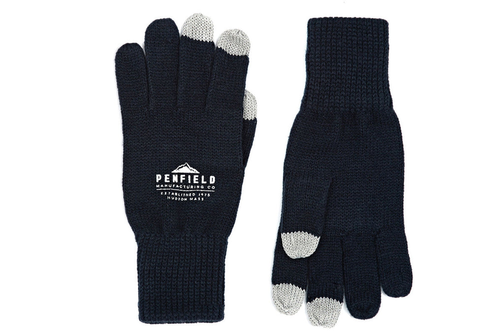 Penfield-Nanga Gloves (Navy)