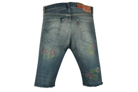LEVI'S VINTAGE CLOTHING (LVC)-1967 505 Customized Cutoffs (Limited Edition)