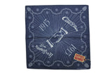 Levi's Vintage Clothing (LVC)-Celebration Bandana (Indigo)