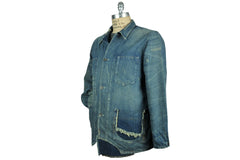 LEVI'S VINTAGE CLOTHING (LVC)-1915 Blanket Lined Sack Coat (Single Jack)