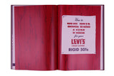 LEVI'S VINTAGE CLOTHING (LVC)-Hardcover Lookbook (Fall Winter 2013)