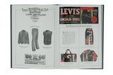 LEVI'S VINTAGE CLOTHING (LVC)-Hardcover Lookbook (Fall Winter 2014)