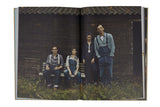 LEVI'S VINTAGE CLOTHING (LVC)-Hardcover Lookbook (Spring Summer 2012)