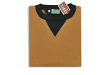 LEVI'S VINTAGE CLOTHING (LVC)-1950's Bay Meadows Sweatshirt (Black/Orange)