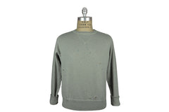 LEVI'S VINTAGE CLOTHING (LVC)-1950's Bay Meadows Sweatshirt (Oatmeal Mele)