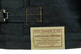 LEVI'S VINTAGE CLOTHING (LVC)-1880's Triple Pleat Blouse (Raw Denim)