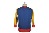 LEVI'S VINTAGE CLOTHING (LVC)-1950's Color-Block Sweatshirt (Multicolor)