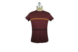 LEVI'S VINTAGE CLOTHING (LVC)-1950's Stripe Sportswear Tee (Covenant Burgundy Stripe)