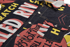 LEVI'S VINTAGE CLOTHING (LVC)-Type I Banner Jacket-Limited Edition