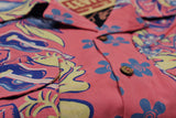 LEVI'S VINTAGE CLOTHING (LVC)-1950's Hawaiian Print Shirt
