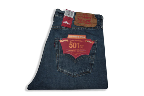 LEVI'S PREMIUM-501ct-The Spot Cutoffs