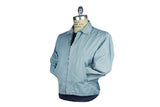 Vintage Drags Club Windbreaker (Sky Blue)