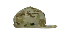 MARK McNAIRY NEW AMSTERDAM-Snap Back Hat (Desert Multi Camo)
