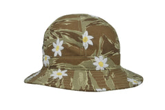 MARK McNAIRY NEW AMSTERDAM-Daisy Bucket Hat (Chestnut)