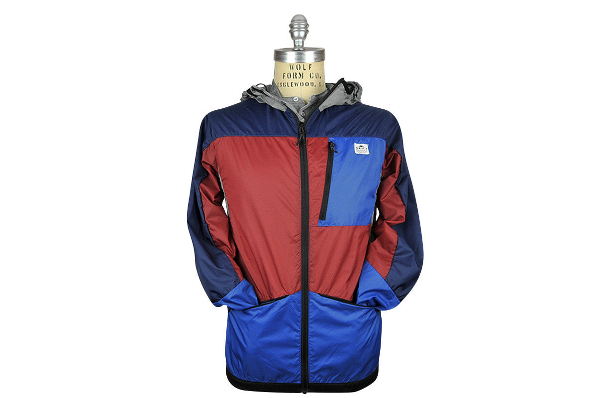 PENFIELD-Cranford Color Block Jacket (Navy Multi)