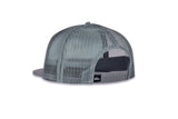 QUICKSILVER-Marbleson Hat (Grey Heather)