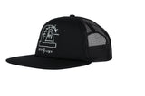 QUICKSILVER-Stale Trucker Hat (Black)