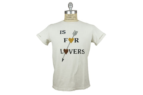 REMI RELIEF-Is For Lovers Tee (Stone)