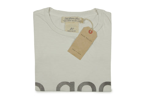 REMI RELIEF-So Good Tee (Off White)