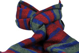 Skeve-Multi Stripe Scarf (Blue Multi)