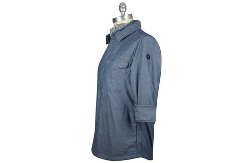 RELWEN-Oxford Windbreaker (Blue)