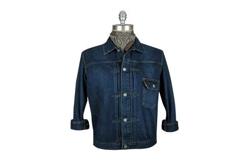 Remi Relief-Denim 1st Jacket (Blue)
