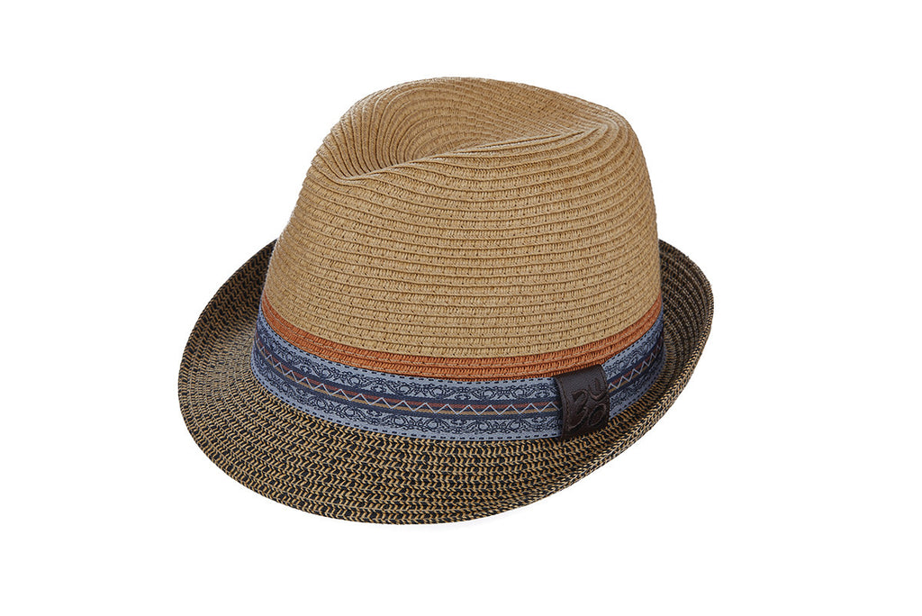 CARLOS by DORFMAN-PACIFIC-Bliss Hat (Tea)
