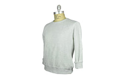 SAVE KHAKI-French Terry Sweatshirt (Oatmeal Heather)