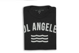 SOL ANGELES-New Arc Tee (Asphalt)