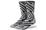STANCE-Quest Crew (White/Black)