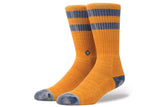 STANCE-Cliffs Crew (Orange Heather)